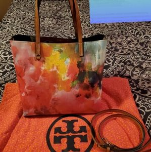 Tory burch multicolour purse